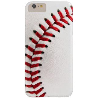 Bola original del béisbol funda de iPhone 6 plus barely there