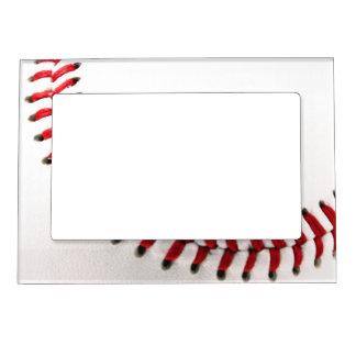 Bola original del béisbol marcos magnéticos