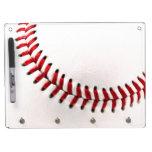 Bola original del béisbol pizarras