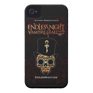 Bola sin fin del vampiro de la noche: Fred Samedi iPhone 4 Case-Mate Cárcasa