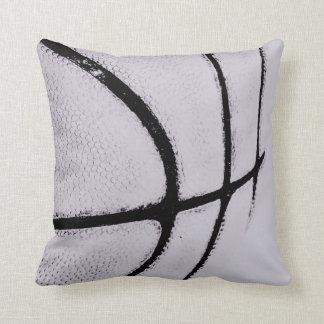 bola urbana del baloncesto almohada