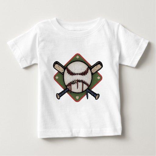 Bola y Crossbats 1 T-shirt