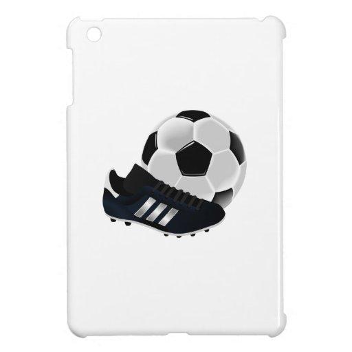 Bola y listón de fútbol