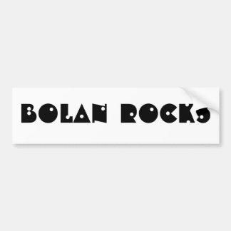 BOLAN OSCILA a la pegatina para el parachoques Etiqueta De Parachoque