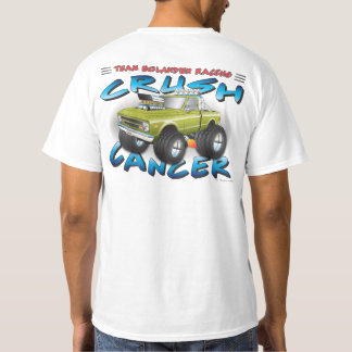 Bolander Crush Cancer Truck T-Shirt