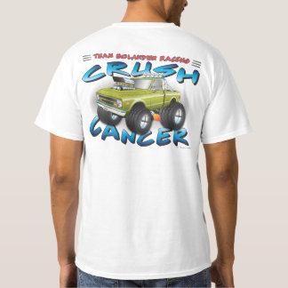 Bolander Crush Cancer Truck T-Shirt