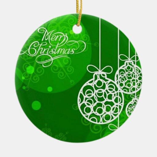 Bolas 2 de las Felices Navidad Ornamento De Reyes Magos