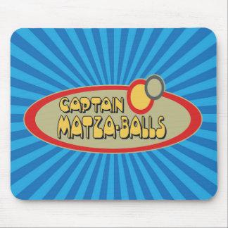 BOLAS de capitán MATZA Tapetes De Raton