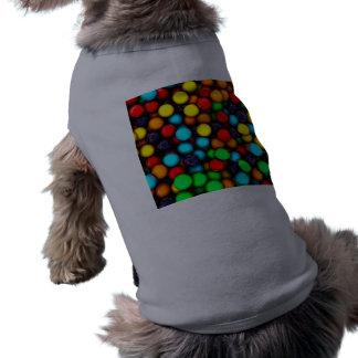 Bolas de goma ropa para mascota