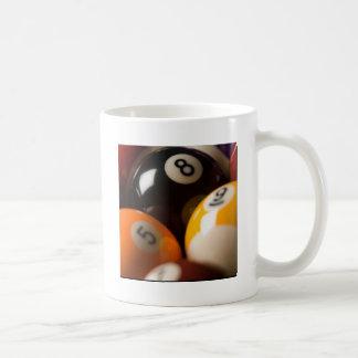 bolas de la mesa de billar taza clásica