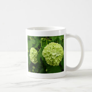 Bolas de nieve tazas de café