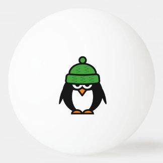 Bolas de ping-pong divertidas del pingüino para pelota de ping pong