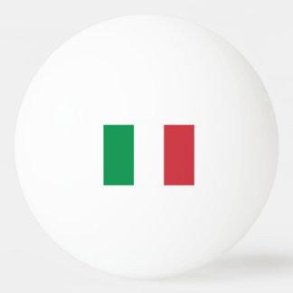 Bolas de ping-pong italianas de la bandera para lo pelota de tenis de mesa