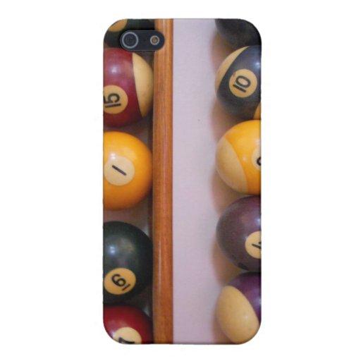 Bolas de piscina iPhone 5 coberturas