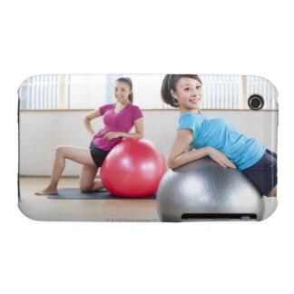 Bolas del ejercicio iPhone 3 fundas