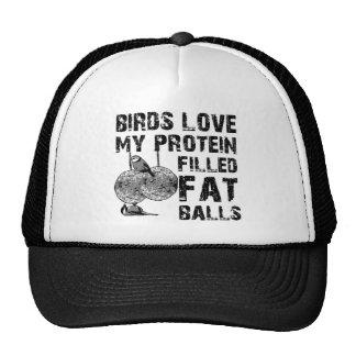 Bolas gordas divertidas gorra