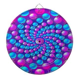 Bolas multicoloras del fractal
