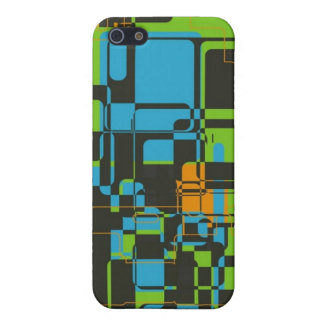 Bold Abstract iPhone 4/4S Case For iPhone 5