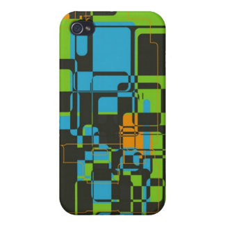 Bold Abstract iPhone 4/4S iPhone 4/4S Case