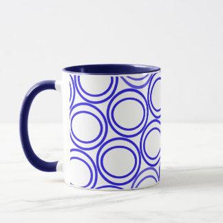 Bold and Blue Mug