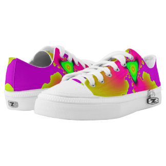 Bold and Wild custom Low Top