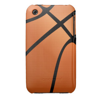 Bold Basketball Case-iPhone 3G/3Gs, BARELY THERE iPhone 3 Cases