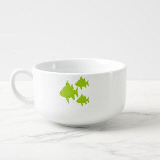 Bold Bass Soup Mug