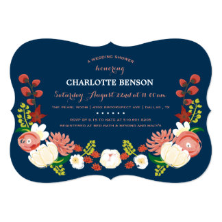 Bold & Beautiful Blooms Card