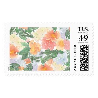 Bold Blossom Postage