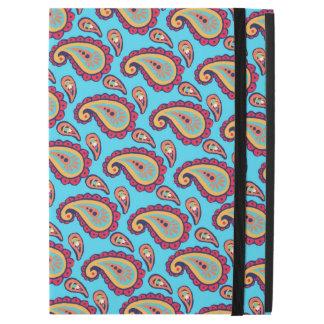 "Bold Blue Paisley iPad Pro 12.9"" Case"