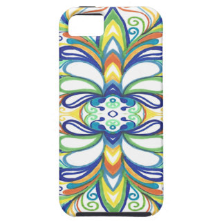 Bold, Bright Graffiti Doodle iPhone 5 Cover