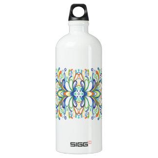 Bold, Bright Graffiti Doodle SIGG Traveler 1.0L Water Bottle
