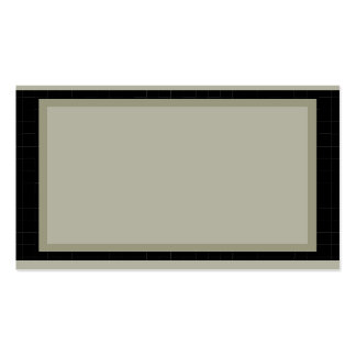 Bold Business Cards Grey 16x9