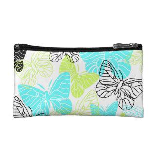 Bold Butterflies Cosmetic Bag