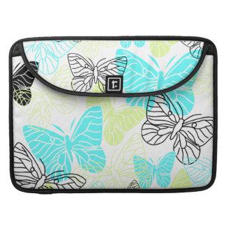 Bold Butterflies MacBook Pro Sleeve