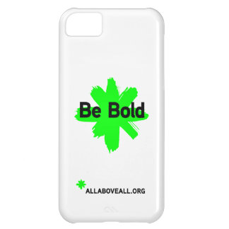 Bold Case For iPhone 5C