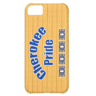Bold Cherokee Pride iPhone 5C Covers