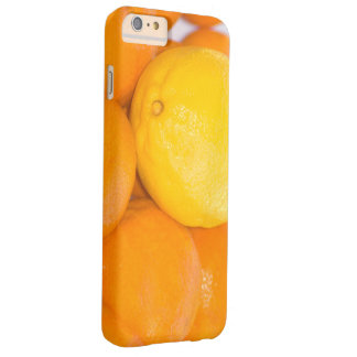 Bold Citrus Colors Barely There iPhone 6 Plus Case