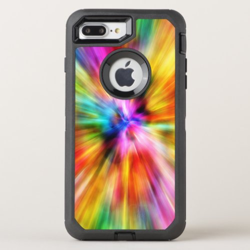 Bold Colorful Modern Abstract Phone Case