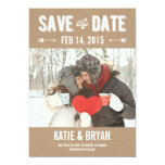 Bold & Crafty Save The Date Cards Personalized Announcement