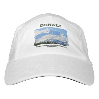 Bold Denali / The mountains are calling…J Muir Headsweats Hat
