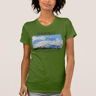 Bold Denali / The mountains are calling…J Muir T-Shirt