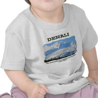 Bold Denali / The mountains are calling…J Muir T-shirts