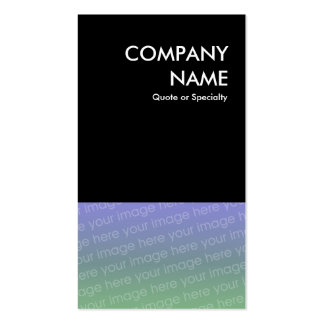 bold design your own QR code Double-Sided Standard Business Cards (Pack Of 100)