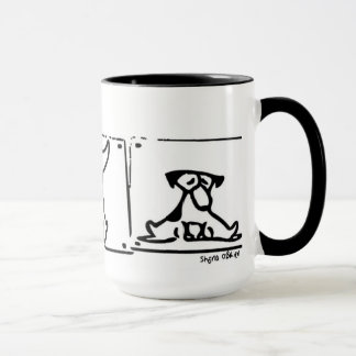 Bold Dogs! Mug