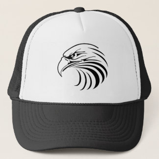 Bold Eagle Trucker Hat
