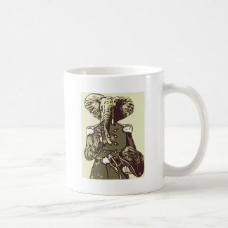 Bold elephant Fellow Coffee Mug