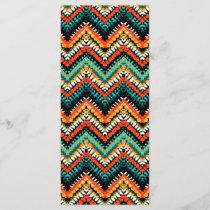 Bold Ethnic Native Tribal Pattern