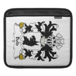 Bold Family Crest Sleeves For iPads