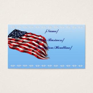 Bold Flag profile card_business_horizontal, Business Card